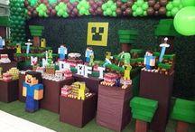 Minecraft decor