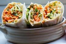 Recipes: Sandwiches/Wraps