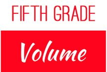 Fifth Grade: Volume / This board contains resources for Texas TEKS:  5.6A, 5.6B, 5.4B, 5.4G, 5.4H
