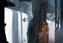 Science Fiction / by Nick Ranney