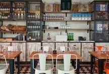 Cafe / by Kelly Bond