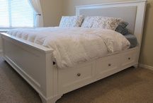 King size bed ideas
