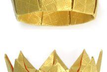 Origami - Misc / by Tamar DeJong
