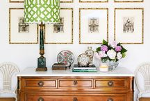 Hall entrance ideas / French Provincial