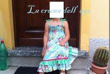 la cruna dell' ago / abbigliamento bambini