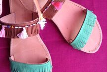 My sandals• SUMMER 2015 / Handmade summer sandals