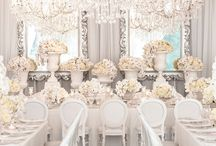 Colors: White Wedding