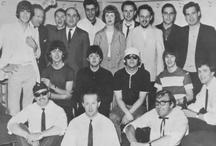 Alf Bicknell рядом с ''The Beatles'' / Водитель группы в 1964-1966 годах