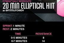 elliptical routines