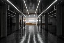 Uber - San Francisco Office / Architect:  Studio O+A  Lighting Design:  HLB Lighting Design  Photography:  Jasper Sanidad