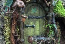 Fairy House & Garden Ideas