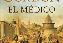 Libro. El Medico. Noah Gordon