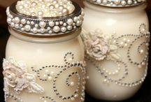 Mason jars / by Nayeli Gonzalez