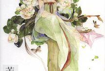 Anime and manga's / My favorite anime's and manga's