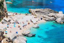 Steder jeg vil se Sardinien