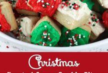 Christmas Cookies/Sweets