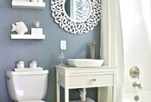 Bathroom Decor Ideas / by Halee Vyoral