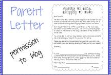 Blogging - Parent Information