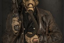 Steampunk and retrofuture / Everything related to steampunk and retrofuture