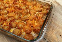 Recipes / by Christine Kroninger