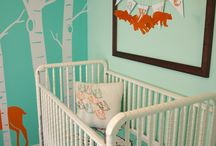 Baby room <3 / by Erika Thompson