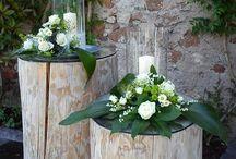 Blomdekorationer