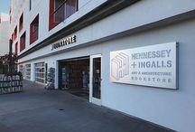 Hennessey Ingalls Store Photos