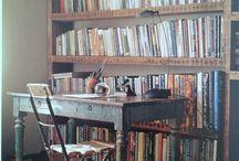 Bibliotecas / Libros, salas de lecturas, bibliotecas imponentes, pero sobre todo, bibliotecas privadas.