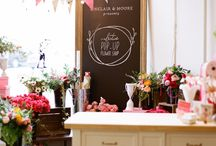 Pop Up Flower Booth