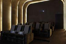 Ideeën voor Home Cinema ruimte