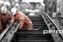 Perron18 / We timmeren aan de weg en werken aan het spoor!