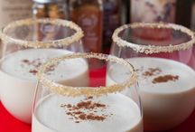 Festive Holiday Cocktails / How about some eggnog to kick off the holiday season?
