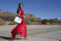 Fashion tour - California / Take a look at our new SS2016 shooting in California. Visit arcadiabags.com