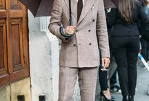 Daring suits / Dare to wear? Will tailor make one for you!