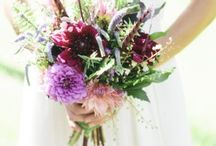Wedding blooms / Flowers, colours and arrangements I like for our seaside wedding. / by Kathryn Perazzo