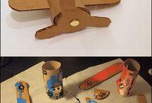 Bricolages enfants