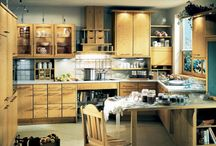 MY DREAM KITCHEN / Ideas and Elements of Kitchens I would like for my home
