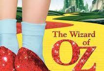 Zapatos de OZ / Con unos zapatos rojos no me para nadie y puedo llegar como Dorothy en sus zapatos, a un mundo mágico