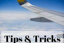Travel Resources, Tips, & Tricks!