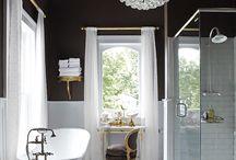 At Home: Bathroom / by Rachel Taylor
