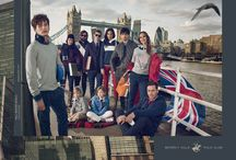 Fall Winter 2016-17 Catalogue / SWINGING LONDON. In the 1960's, London was the world capital of cool. When Time magazine dedicated its 15 April 1966 issue to London: the Swinging City, it cemented the association between London and all things hip and fashionable that had been growing in the popular imagination throughout the decade. That's why we choose the City to shoot our new fall/winter collection.