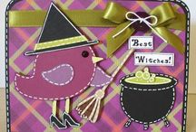 Halloween crafts / by Jennifer Boswell