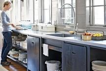 Dream Kitchens / by nanne cutler