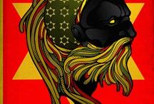 Rastafari One love.