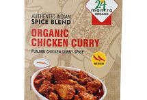 Buy Online 24 Mantra Organic Chicken Curry Spice Mix from USA