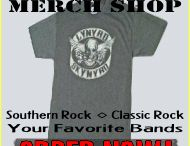 Merch Shop / The Official Skynyrd.com Merch Shop featuring awesome designs and great deals on T-shirts, apparel and more from your favorite Southern Rock and Classic Rock Bands