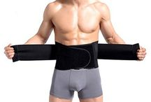 Men Workout! / To strengthen yours abs and show off your 6 packs Grab your men waist belt at www.femshaper.co.uk!