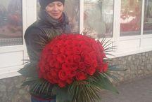 Buchet de flori pentru o zi deosebita