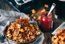 Popcorn/ confections / Food