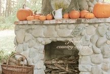 Creating - Outdoor Fireplaces / by Nanette Johnson